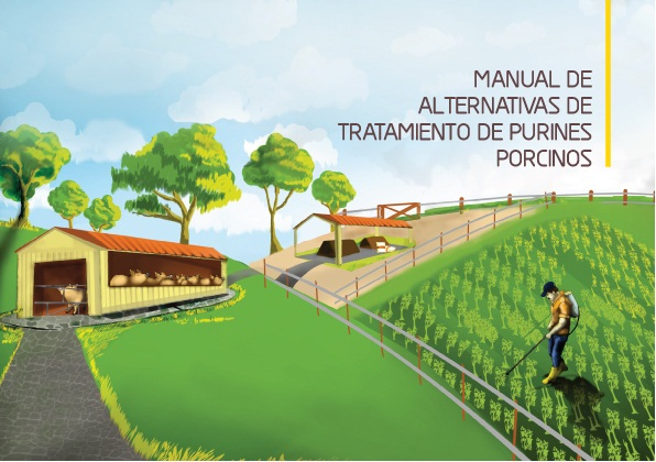 Manual de alternativas de trataiento de purines porcinos